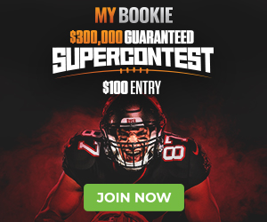 MyBookie NFL Contest